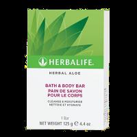2566 Herbal Aloe osviežujúce telové mydlo