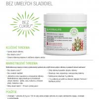 Herbalife multivlaknina - vplyv na zdravie