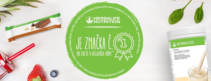 Herbalife Formula 1 - Vyvazene jedlo