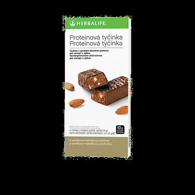 SKU 0258 Proteinove tycinky Almond BOX