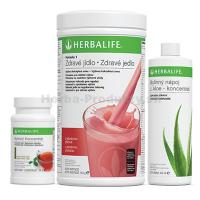 balík Herbalife zdravé raňajky