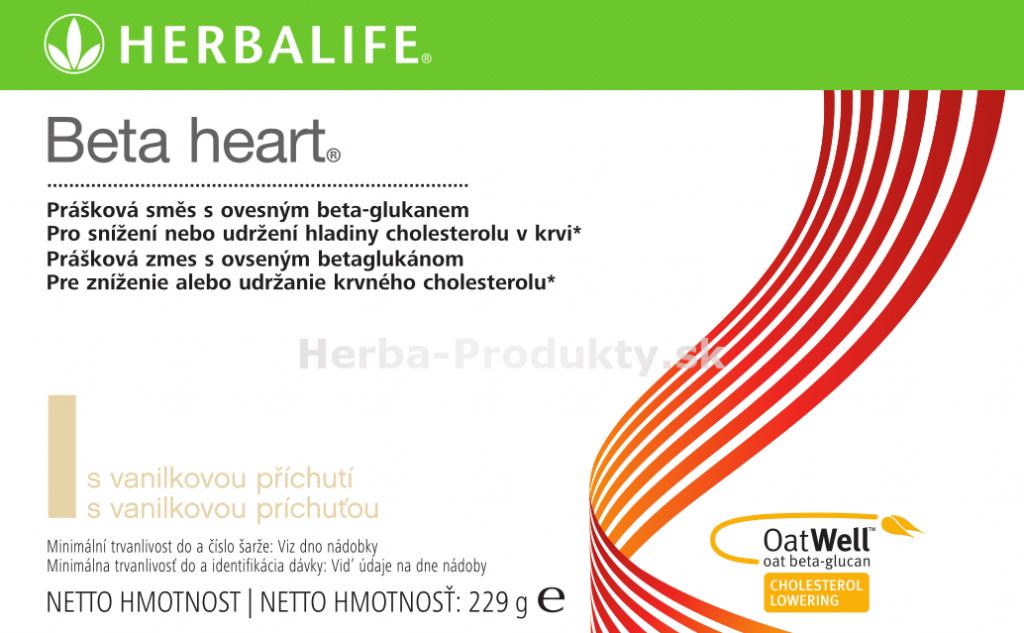 Herbalife Beta heart Obal