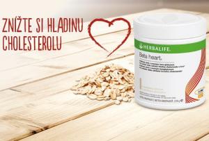 Herbalife Beta heart® betaglukán OatWell™