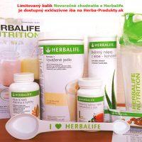 Novoročné chudnutie s Herbalife