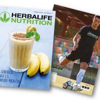 Produktová brožúra Herbalife