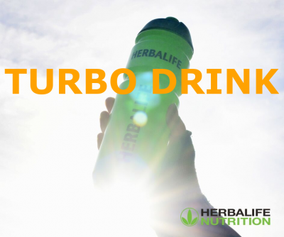 Herbalife Turbo drink