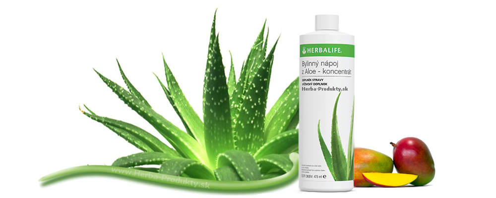 Herbalife Herbal Aloe Vera Mango