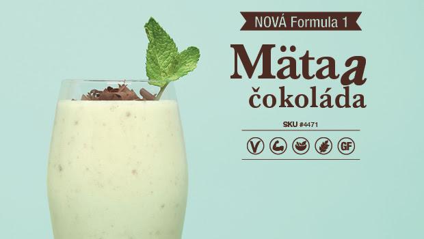 Herbalife - Formula 1 Mäta a Čokoláda
