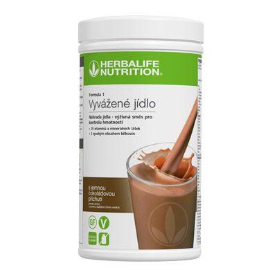 4468_Herbalife Formula 1 - Jemna cokolada