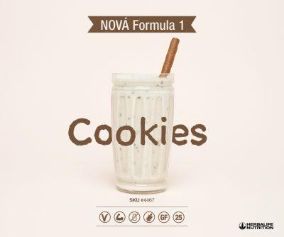 Herbalife Formula 1 - Cookies