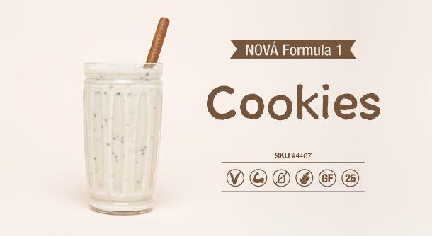 Herbalife Formula 1 Cookies