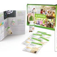 Herbalife skúšobný testovací balíček - 3/6 denný program (Skúšobný balíček Herbalife)