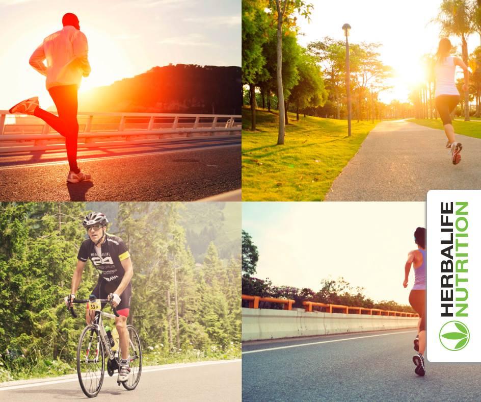 Herbalife pohyb a šport