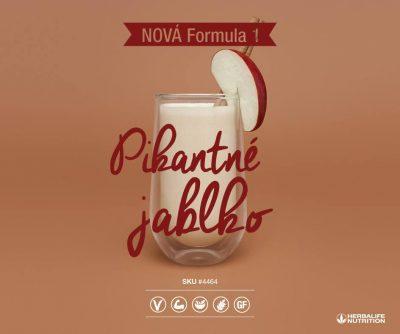 Herbalife Formula 1 - Pikantne jablko