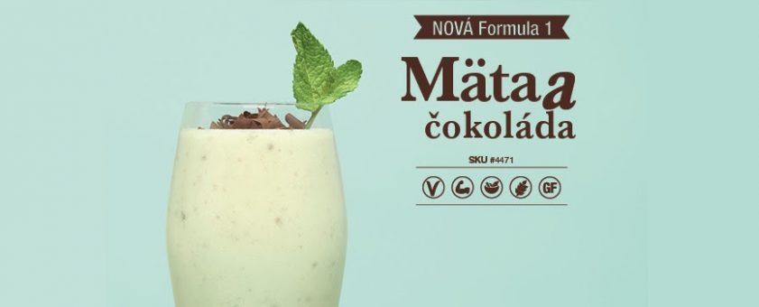 NOVÁ Herbalife Formula 1 Mäta a Čokoláda