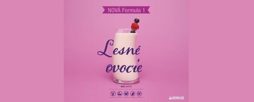 NOVÁ Herbalife Formula 1 - Lesné ovocie