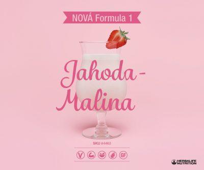 Herbalife Formula 1 - Jahoda Malina