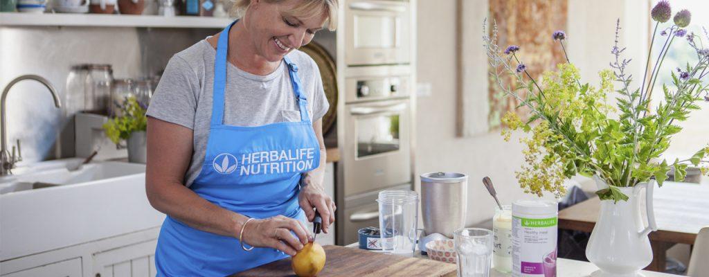 Kuchárka Herbalife- Kuchárska kniha receptov Herbalife Nutrition (Rachel Allen)