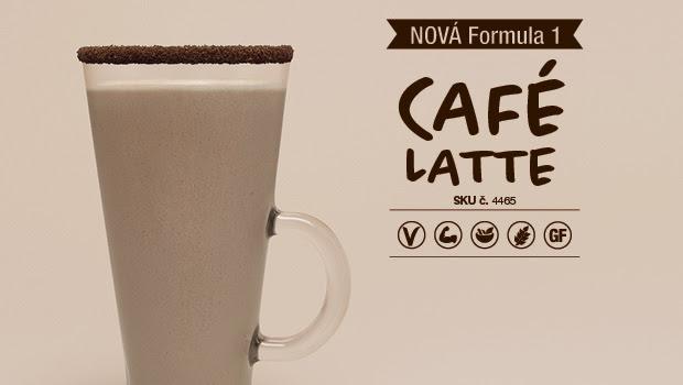 Nová Herbalife Formula 1 - Cafe Latte